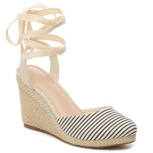 Kelly and Katie ~ Hanah Wedge Sandal